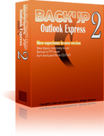 Backup Outlook <b>Express</b>